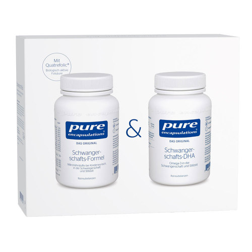 Pure Encapsulations Schwangerschafts-Box Kapseln - 3