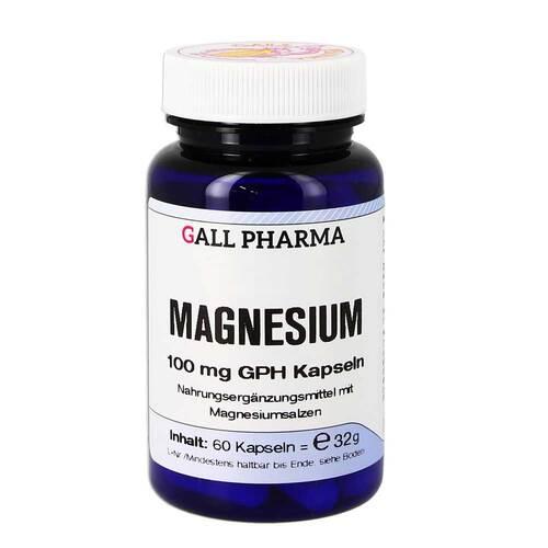 Magnesium 100 mg GPH Kapseln - 1