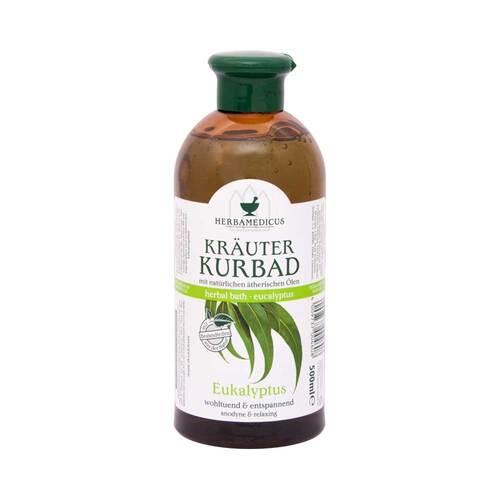 Eukalyptus Kräuter Kurbad Herbamedicus - 1