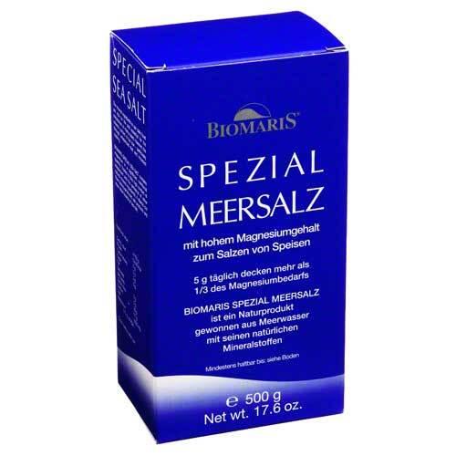 Biomaris Spezial Meersalz - 1