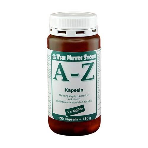 A-Z Multivitamin Mineralstoff Kapseln - 1