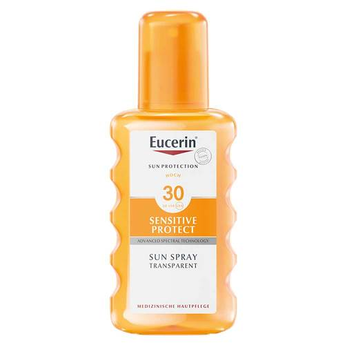 Eucerin Sun Spray Transparent LSF 30 - 1