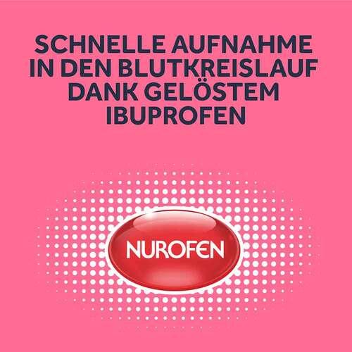Nurofen Immedia 200 mg Weichkapseln bei Regelschmerzen  - 4