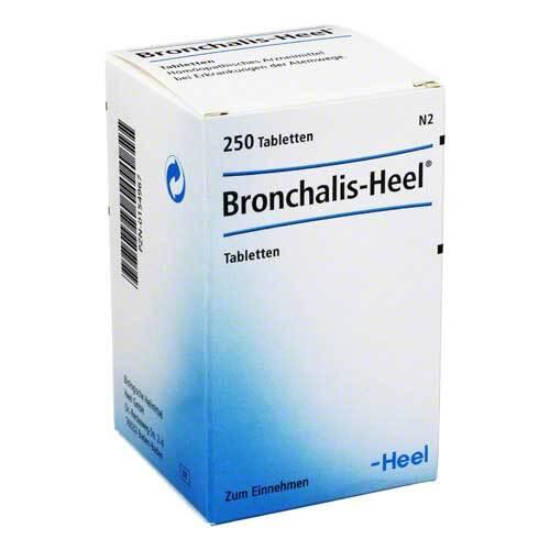 Bronchalis Heel Tabletten - 1