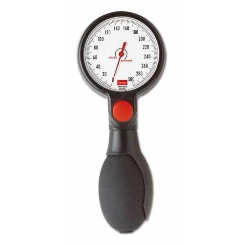BOSO profitest Blutdruckmessgerät schwarz - 1