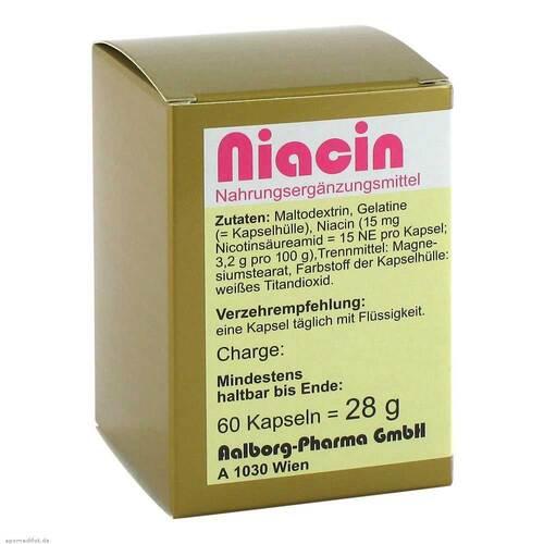 Niacin Kapseln - 1