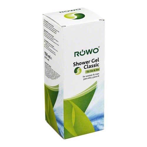 Shower Gel Classic Röwo - 1