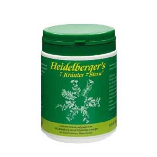 Heidelbergers 7 Kräuter Stern Pulver - 1