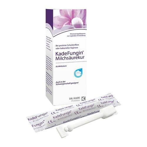 Kadefungin Milchsäurekur Gel Einmalapplikatoren - 1