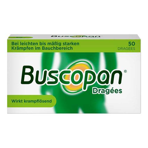 Buscopan Dragees - 1