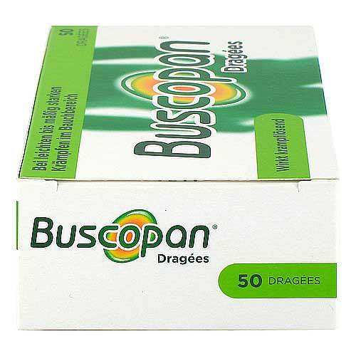 Buscopan Dragees - 4