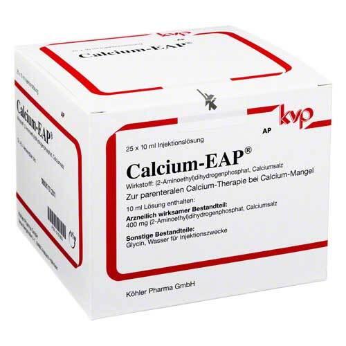 Calcium EAP Ampulle 4% - 1