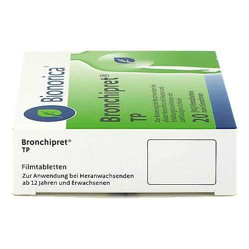 Bronchipret TP Filmtabletten - 4