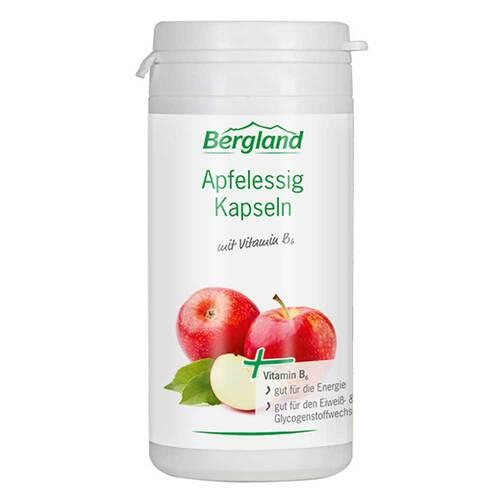 Apfelessig Kapseln Bergland - 1