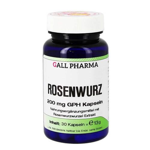 Rosenwurz GPH Kapseln - 1