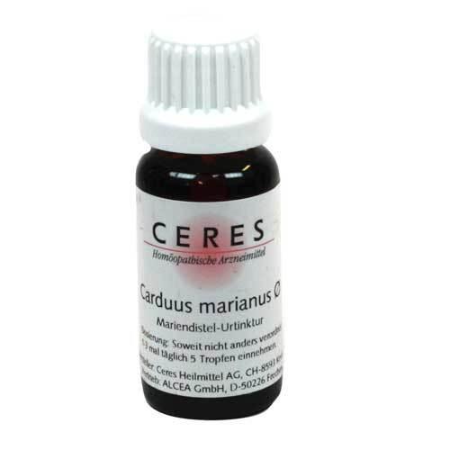 CERES Carduus marianus Urtinktur - 1