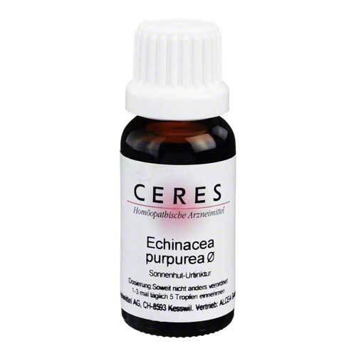 CERES Echinacea purpurea Urtinktur - 1