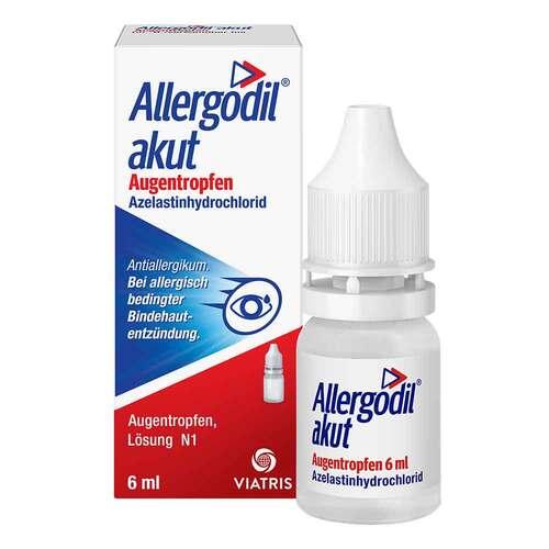 Allergodil Augentropfen - 1