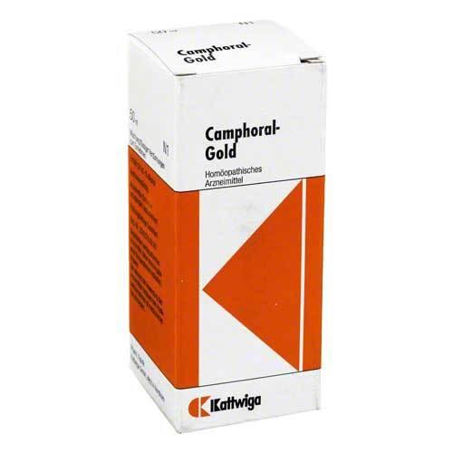 Camphoral Gold Tropfen - 1