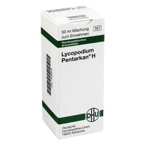 DHU Lycopodium Pentarkan H Dilution - 1