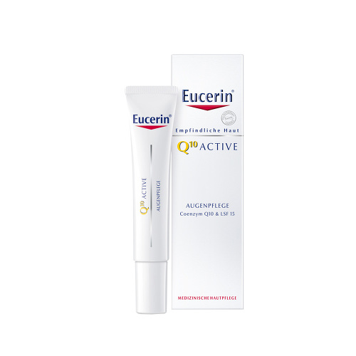Eucerin Q10 Active Augenpflege - 1