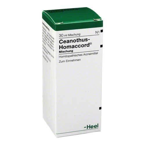 Ceanothus-Homaccord Liquidum - 1