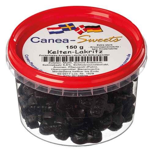 Kelten Lakritz zuckerfrei Canea - 1