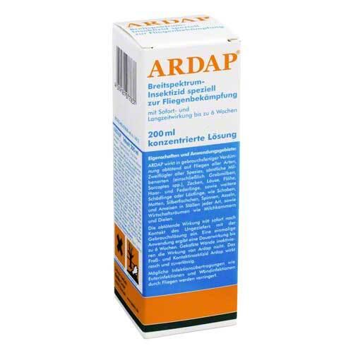 Ardap Konzentrat vet. (für Tiere) - 1