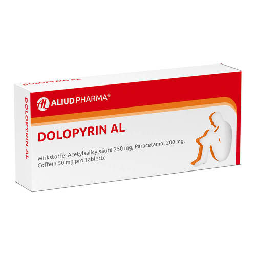 Dolopyrin AL Tabletten - 1