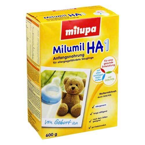 Milupa Milumil HA 1 - 1