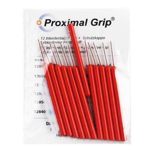 Proximal Grip xxx-fein rot Interdentalbürste - 1