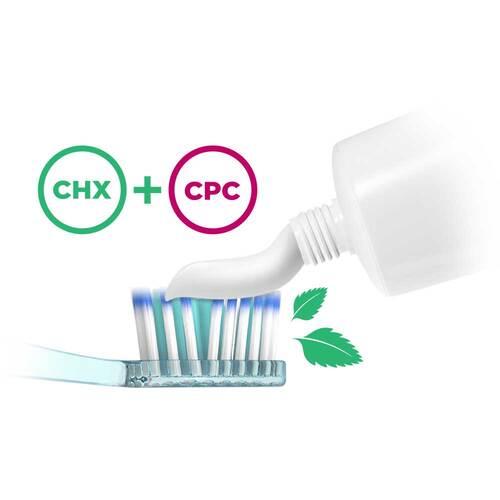 GUM Paroex 0,06% CHX Zahnpasta - 2