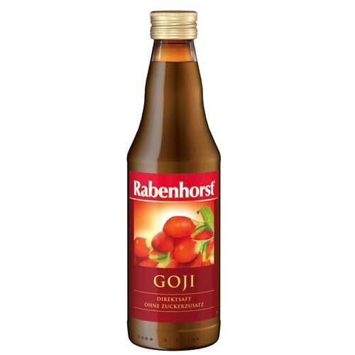 Rabenhorst Goji Muttersaft - 1