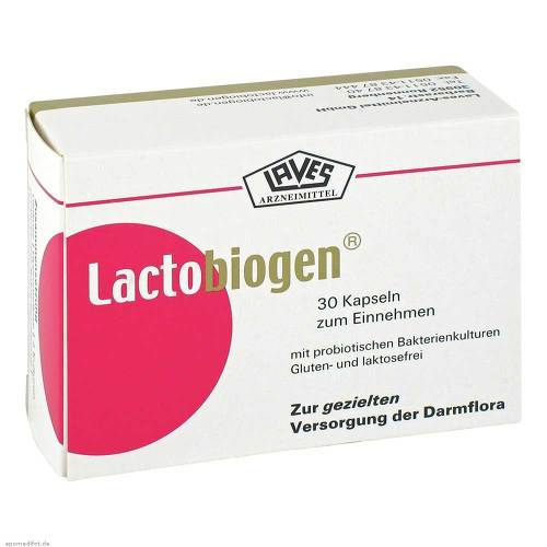 Lactobiogen Kapseln - 1