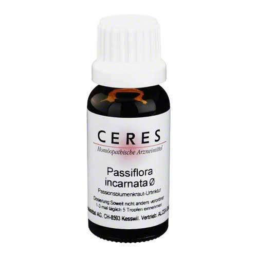CERES Passiflora incarnata Urtinktur - 1