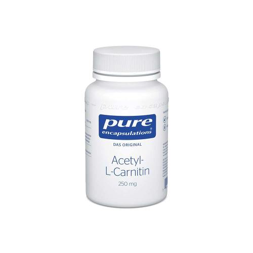 Pure Encapsulations Acetyl-L-Carnitin 250 mg Kapseln - 1