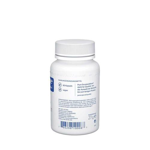 Pure Encapsulations Acetyl-L-Carnitin 250 mg Kapseln - 2