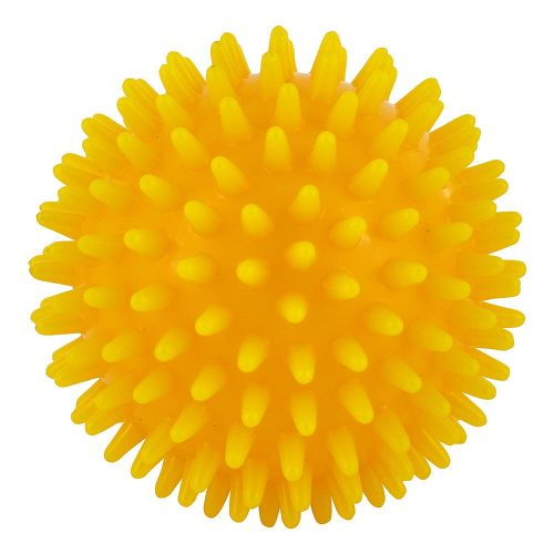 Igelball 8cm gelb - 1
