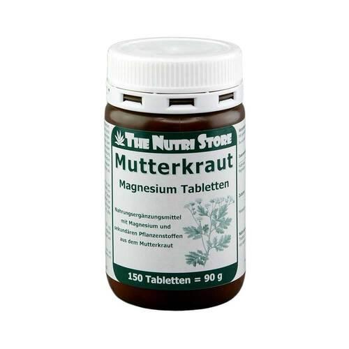 Mutterkraut Magnesium Tabletten - 1