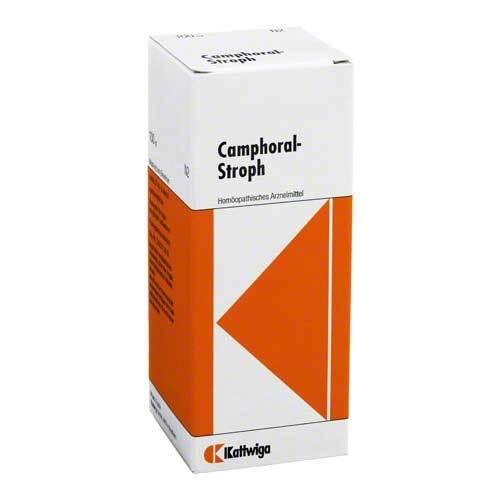 Camphoral Stroph Tropfen - 1