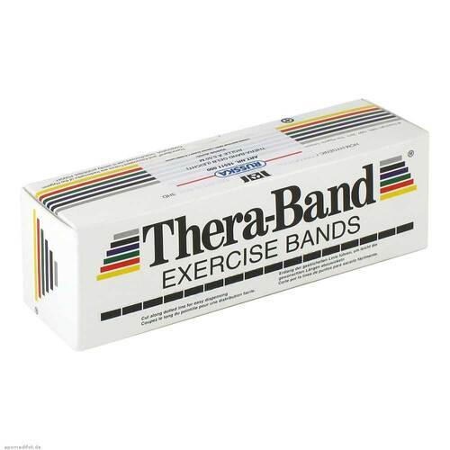 Thera Band 5,5 m dünn gelb - 1