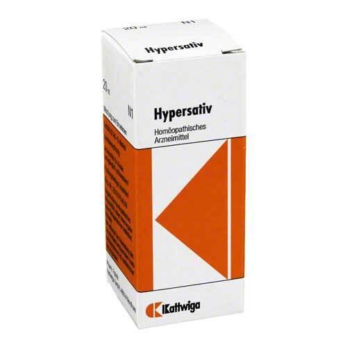 Hypersativ Tropfen - 1