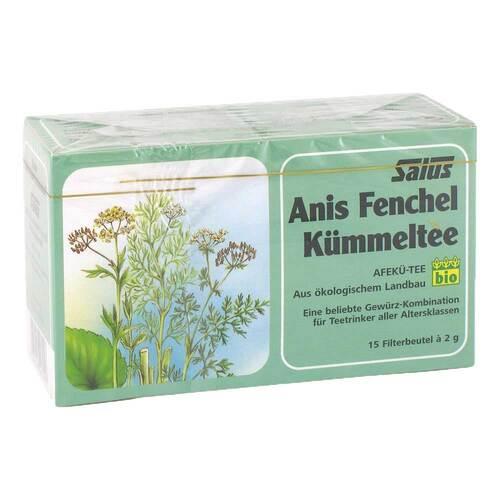 Anis Fenchel Kümmel Tee Salus Filterbeutel - 1