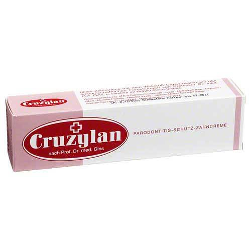 Cruzylan med. Zahnpasta - 1
