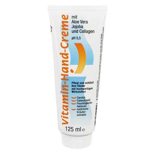 Vitamin-Hand-Creme Imopharm - 1