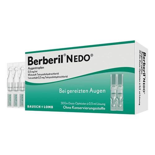 Berberil N EDO Augentropfen - 1