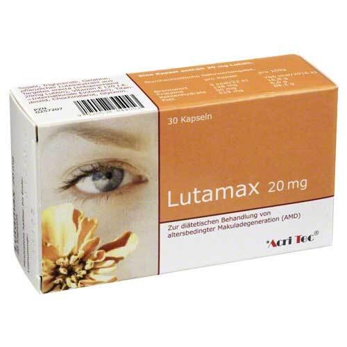 Lutamax 20 mg Kapseln - 1