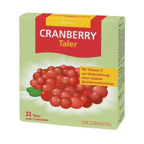 Cranberry Cerola Taler Grandel - 1