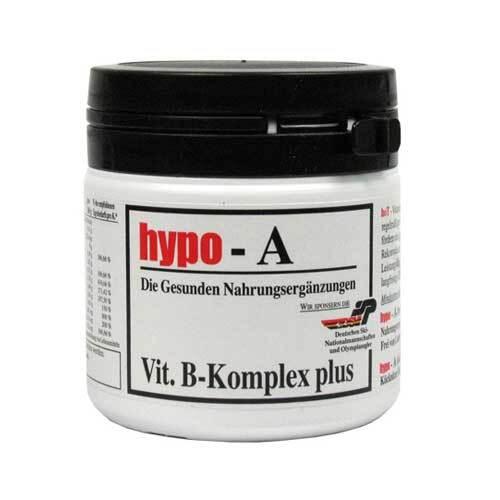 Hypo A Vitamin B Komplex plus Kapseln - 1