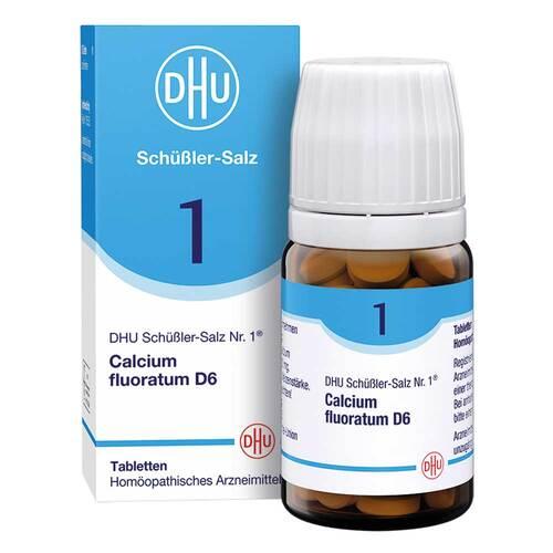 Biochemie DHU 1 Calcium fluoratum D 6 Tabletten - 1
